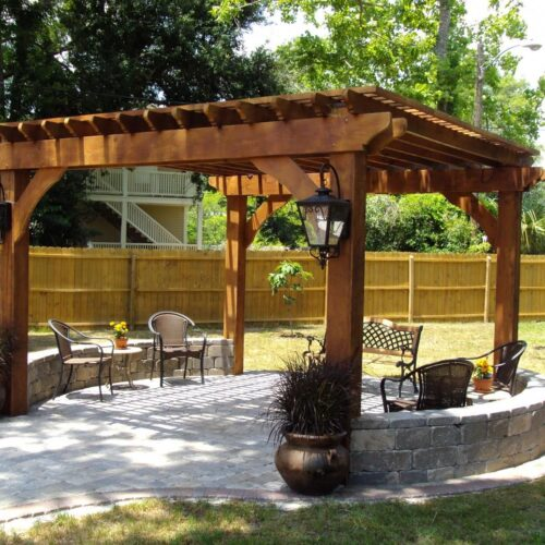 Outdoor Pergolas-League City TX Landscape Designs & Outdoor Living Areas-We offer Landscape Design, Outdoor Patios & Pergolas, Outdoor Living Spaces, Stonescapes, Residential & Commercial Landscaping, Irrigation Installation & Repairs, Drainage Systems, Landscape Lighting, Outdoor Living Spaces, Tree Service, Lawn Service, and more.